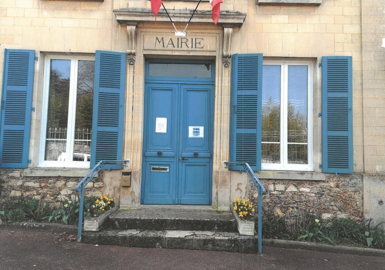 façade de la mairie de Brignancourt
