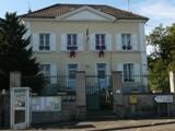 façade de la mairie de Chauvry