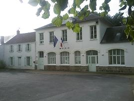 façade de la mairie de Aincourt