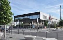 façade de la mairie de Bezons