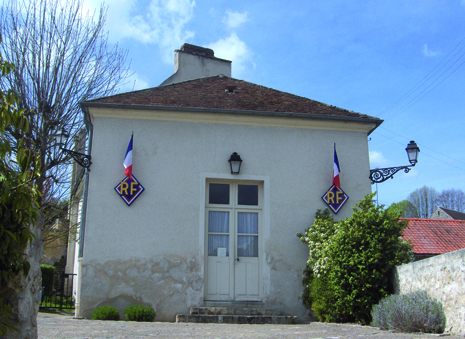 façade de la mairie de Noisy-sur-oise