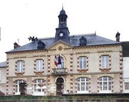 façade de la mairie de Jouy-le-moutier