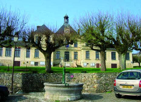 façade de la mairie de Villiers-le-bel