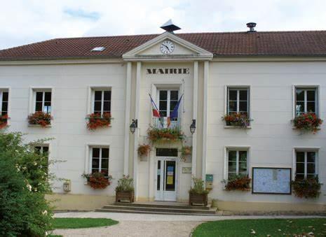 façade de la mairie de Piscop