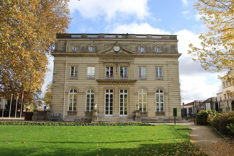 façade de la mairie de Montmorency