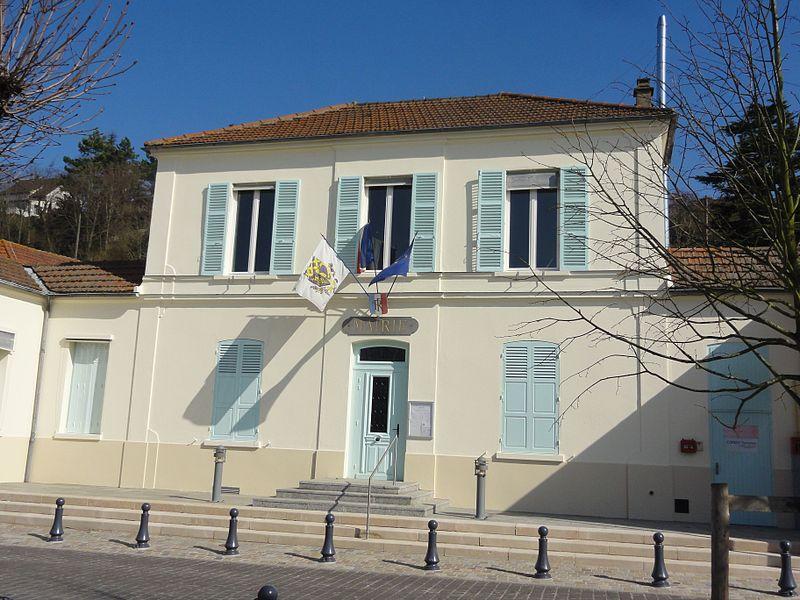 façade de la mairie de La frette-sur-seine
