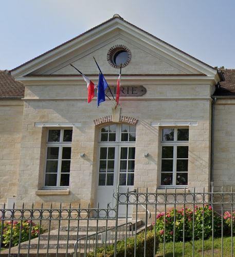 façade de la mairie de Us