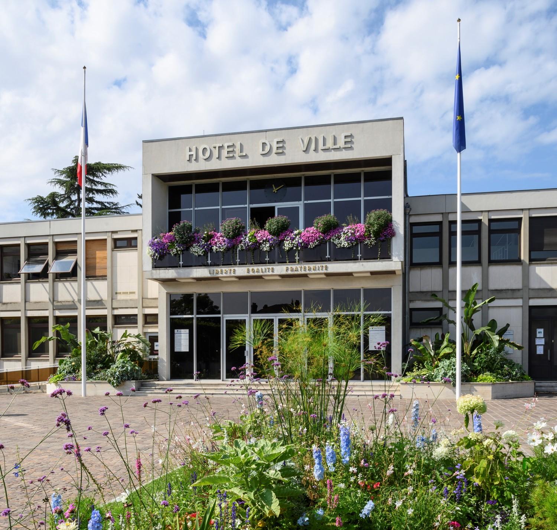façade de la mairie de Soisy-sous-montmorency