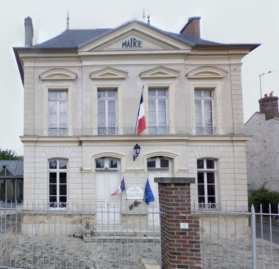 façade de la mairie de Themericourt