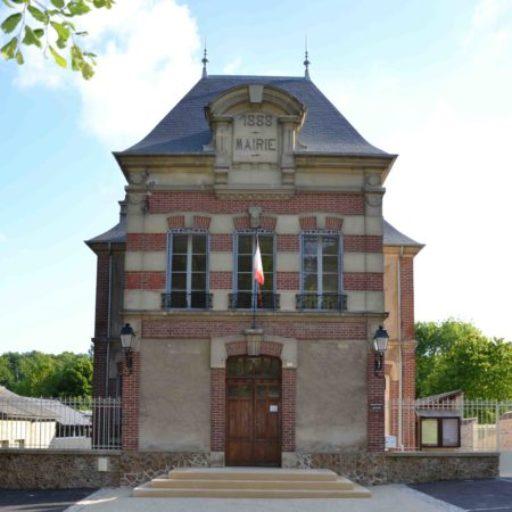 façade de la mairie de Saint-gervais