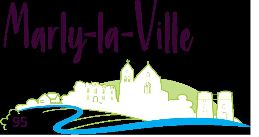 Logo de la mairie de Marly-la-ville