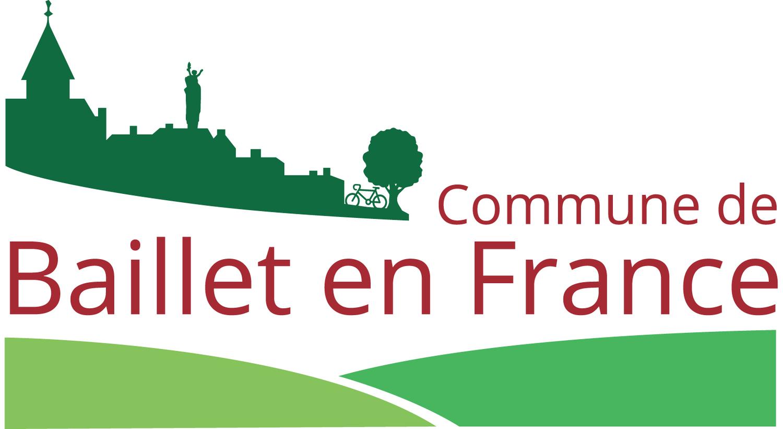 Logo de la mairie de Baillet-en-france