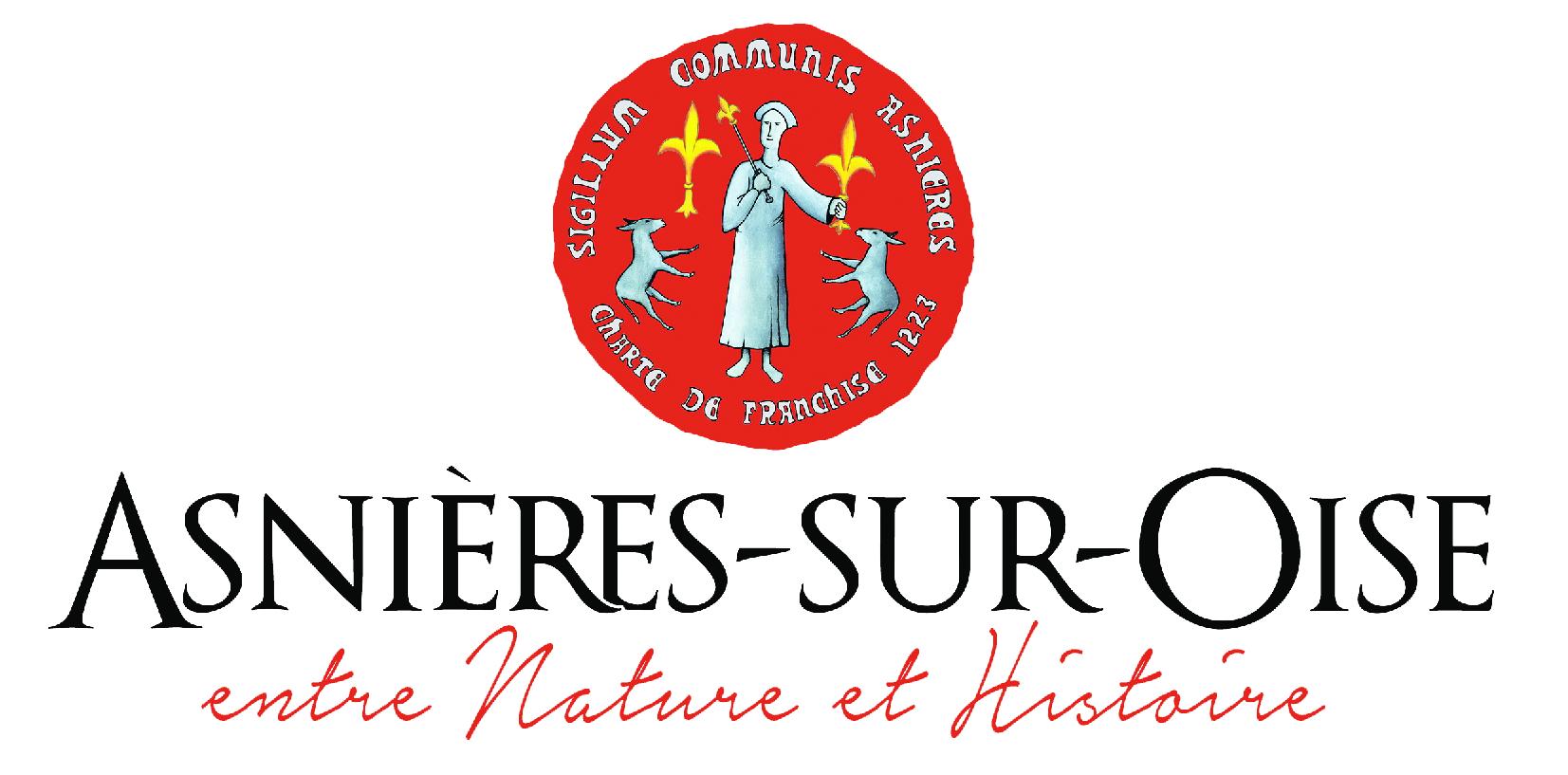 Logo de la mairie de Asnieres-sur-oise