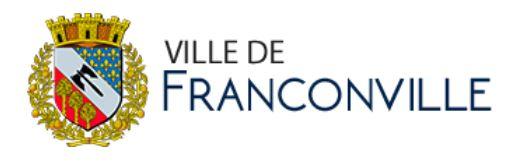 Logo de la mairie de Franconville