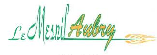 Logo de la mairie de Le mesnil-aubry