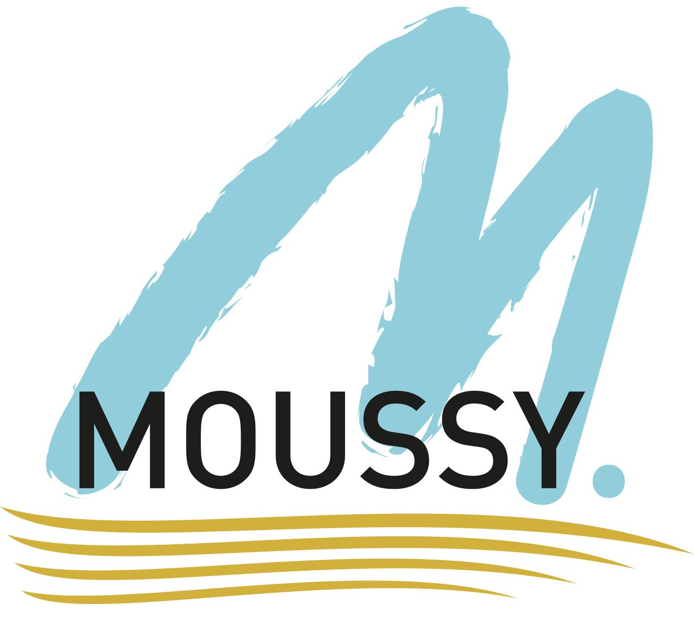 Logo de la mairie de Moussy