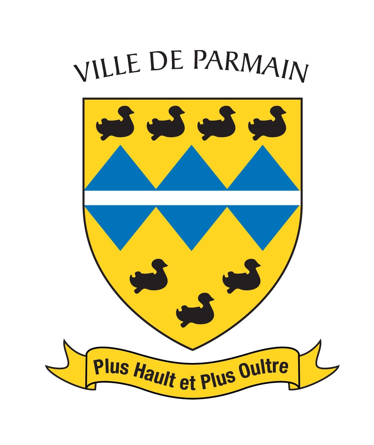 Logo de la mairie de Parmain