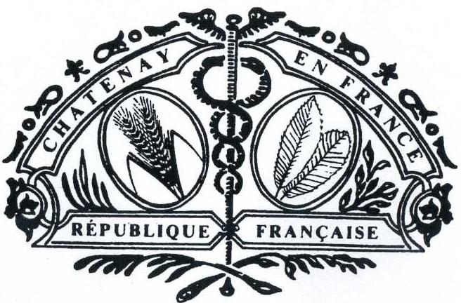 Logo de la mairie de Chatenay-en-france
