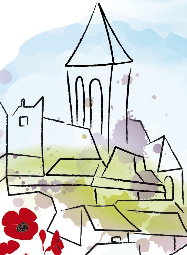 Logo de la mairie de Vetheuil