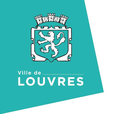 Logo de la mairie de Louvres