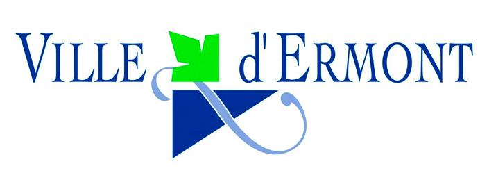 Logo de la mairie de Ermont