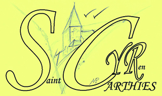 Logo de la mairie de Saint-cyr-en-arthies