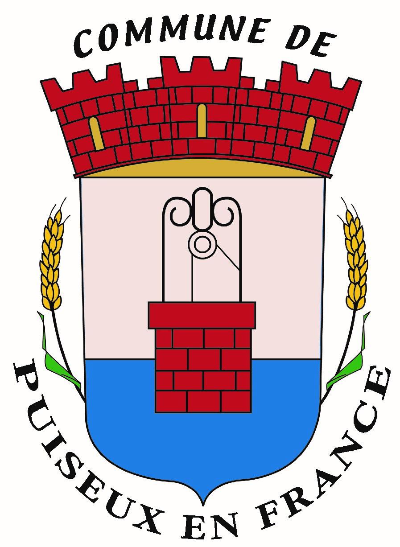 Logo de la mairie de Puiseux-en-france
