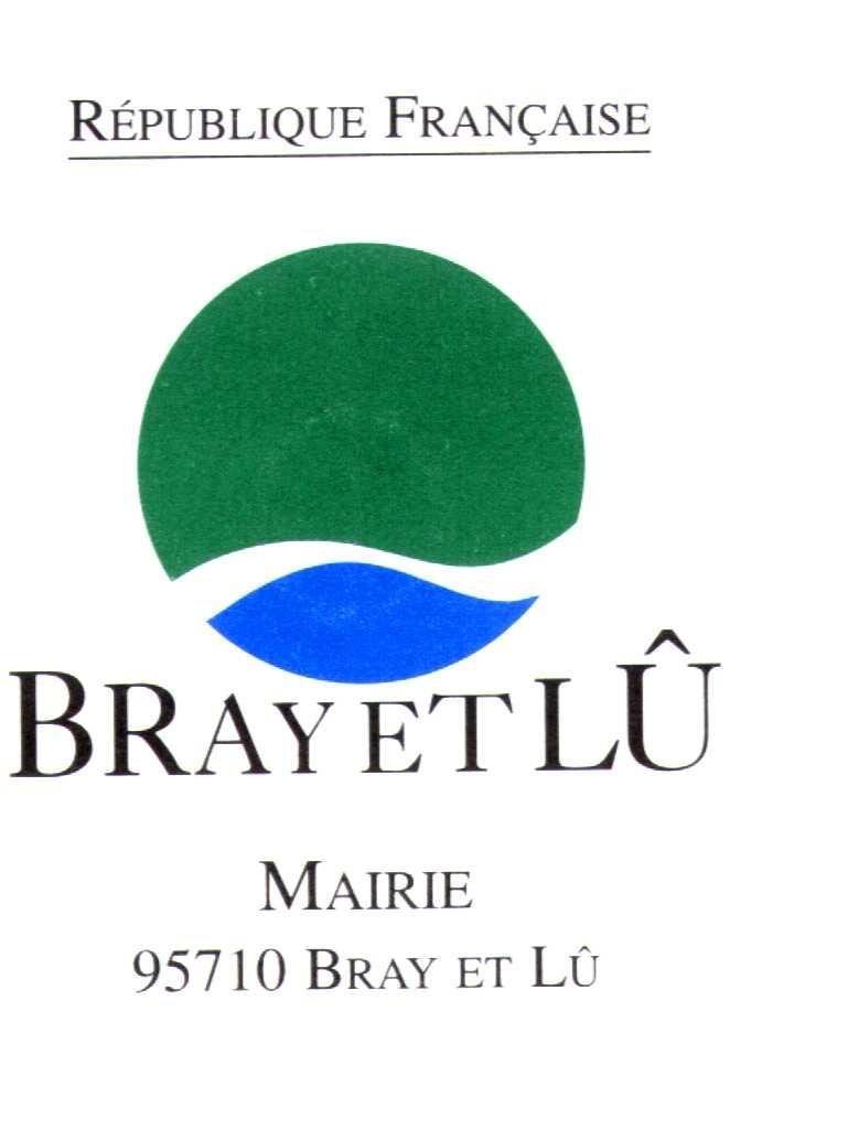 Logo de la mairie de Bray et lu