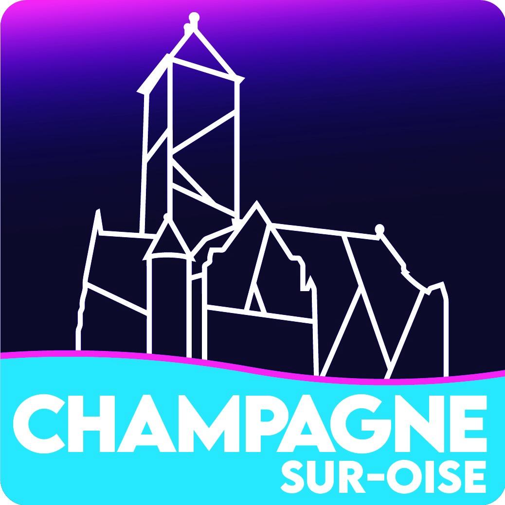 Logo de la mairie de Champagne-sur-oise