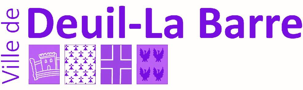 Logo de la mairie de Deuil-la-barre