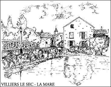 Logo de la mairie de Villiers-le-sec