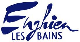 Logo de la mairie de Enghien-les-bains