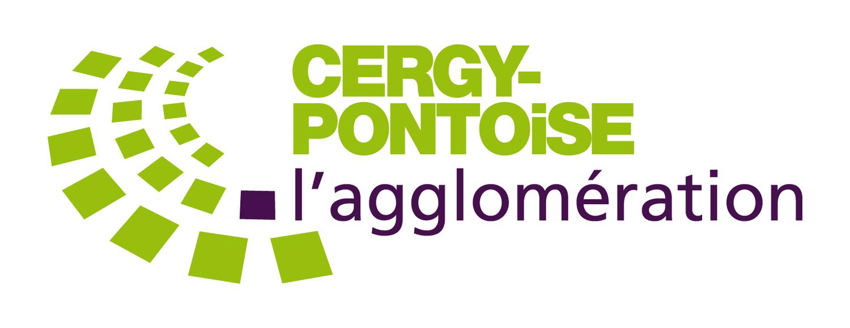 Logo de l'interco de Communauté d'agglomération de cergy pontoise