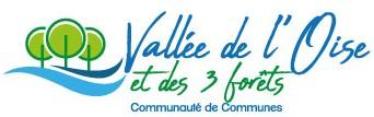 Logo de l'interco de Communauté de communes de la vallée de l'oise et des trois forêts