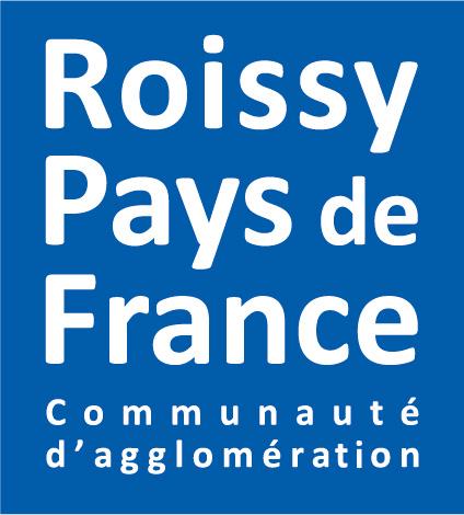 Logo de l'interco de Communauté d'agglomération roissy pays de france