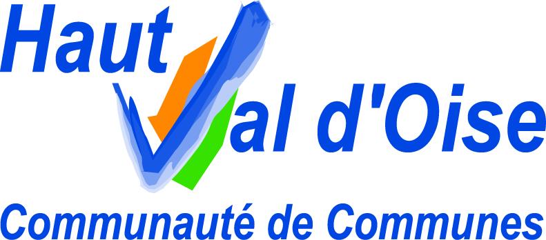 Logo de l'interco de Communauté de communes du haut val d'oise