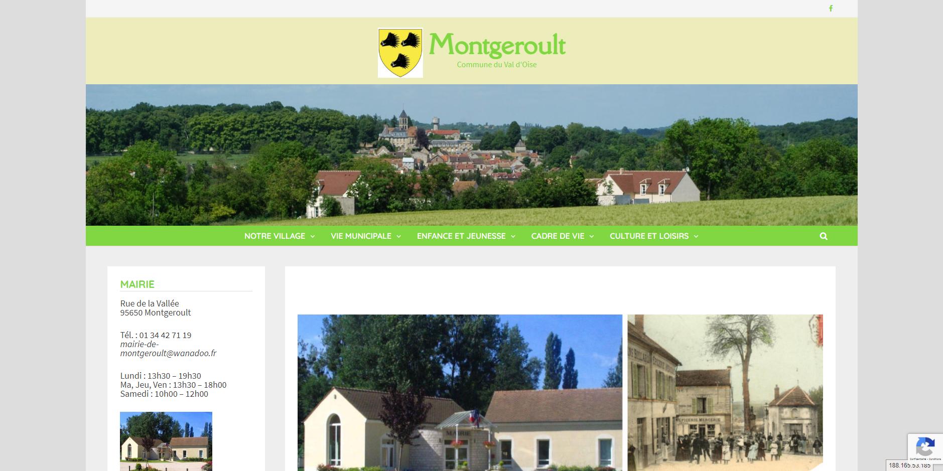 site de Montgeroult